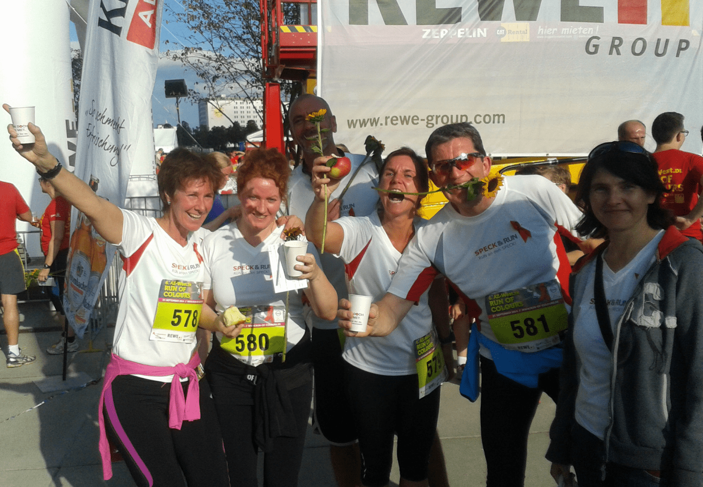Impressionen Run of Colours 2014