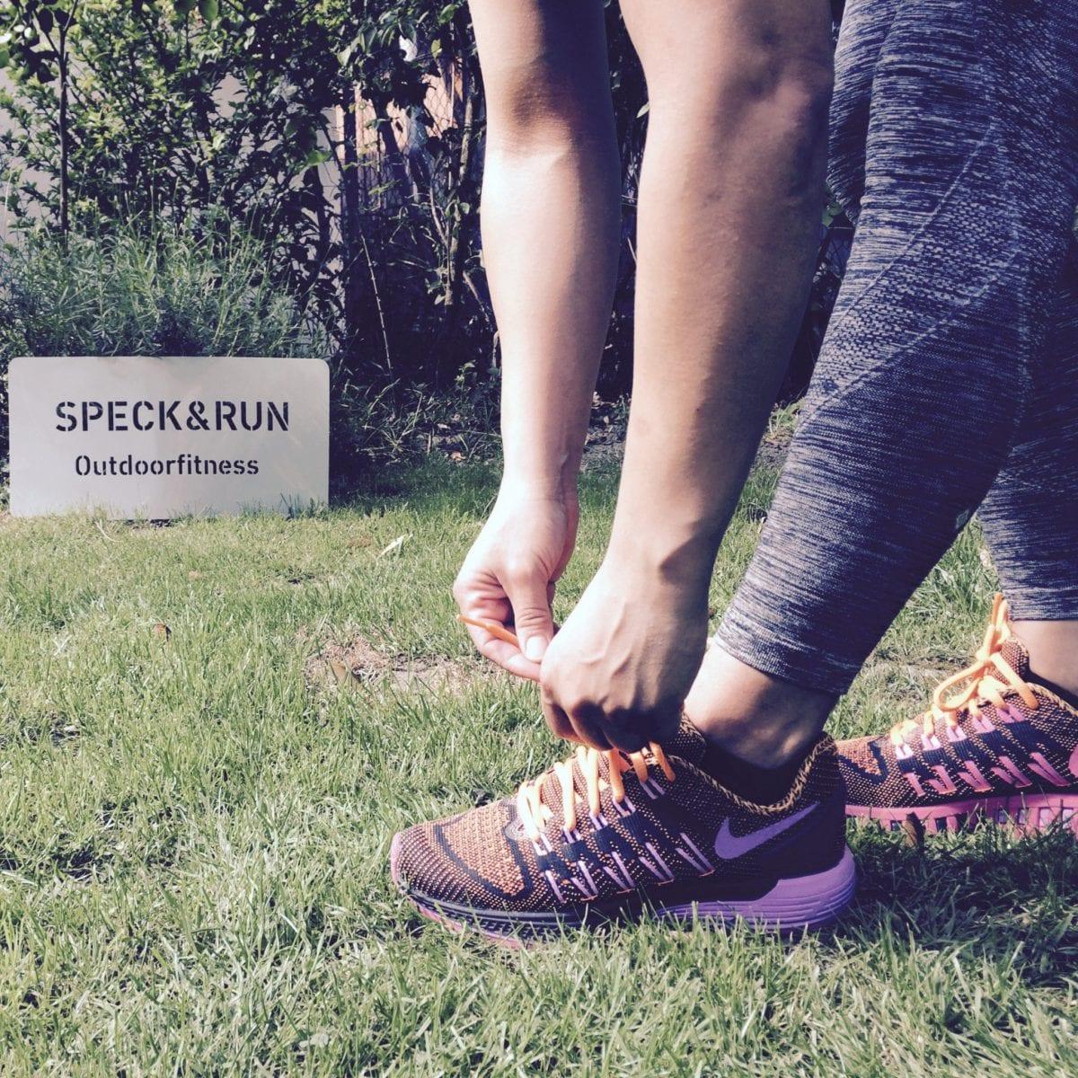 Meine erste Trainingsstunde SPECK&RUN – 2. Blogartikel