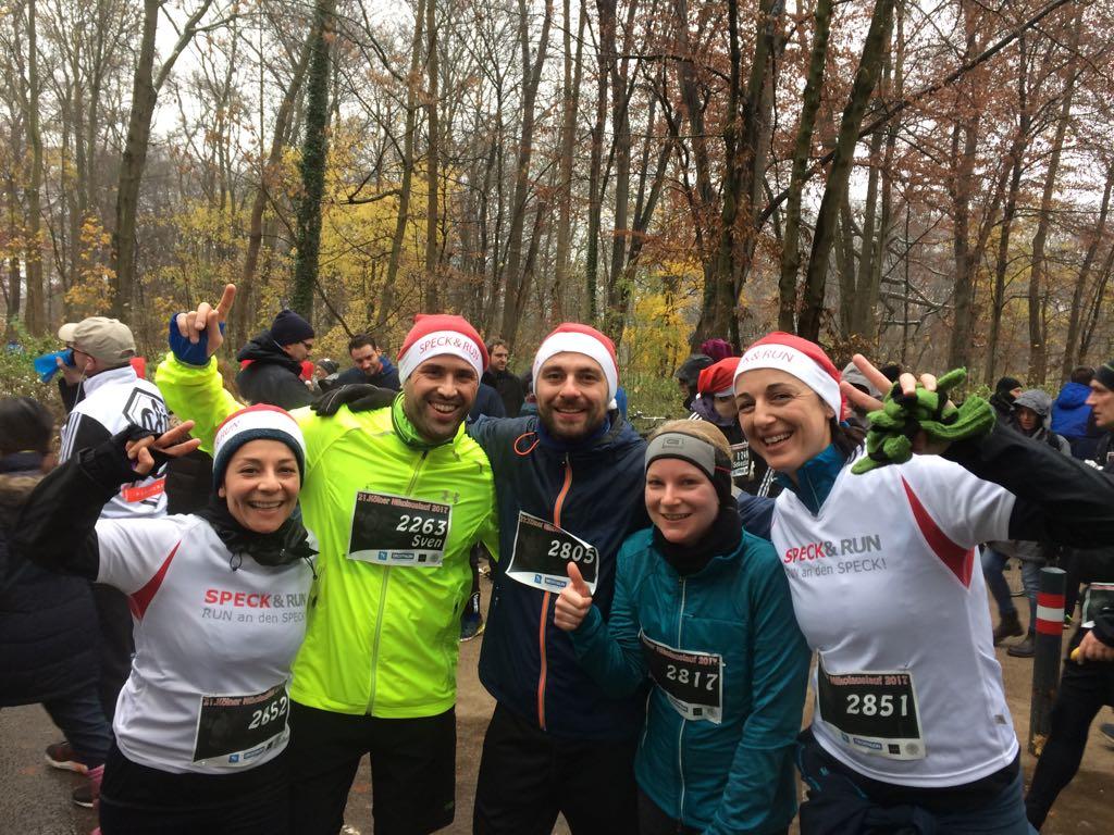 Nikolauslauf 2017 SPECK&RUN Outdoorfitness