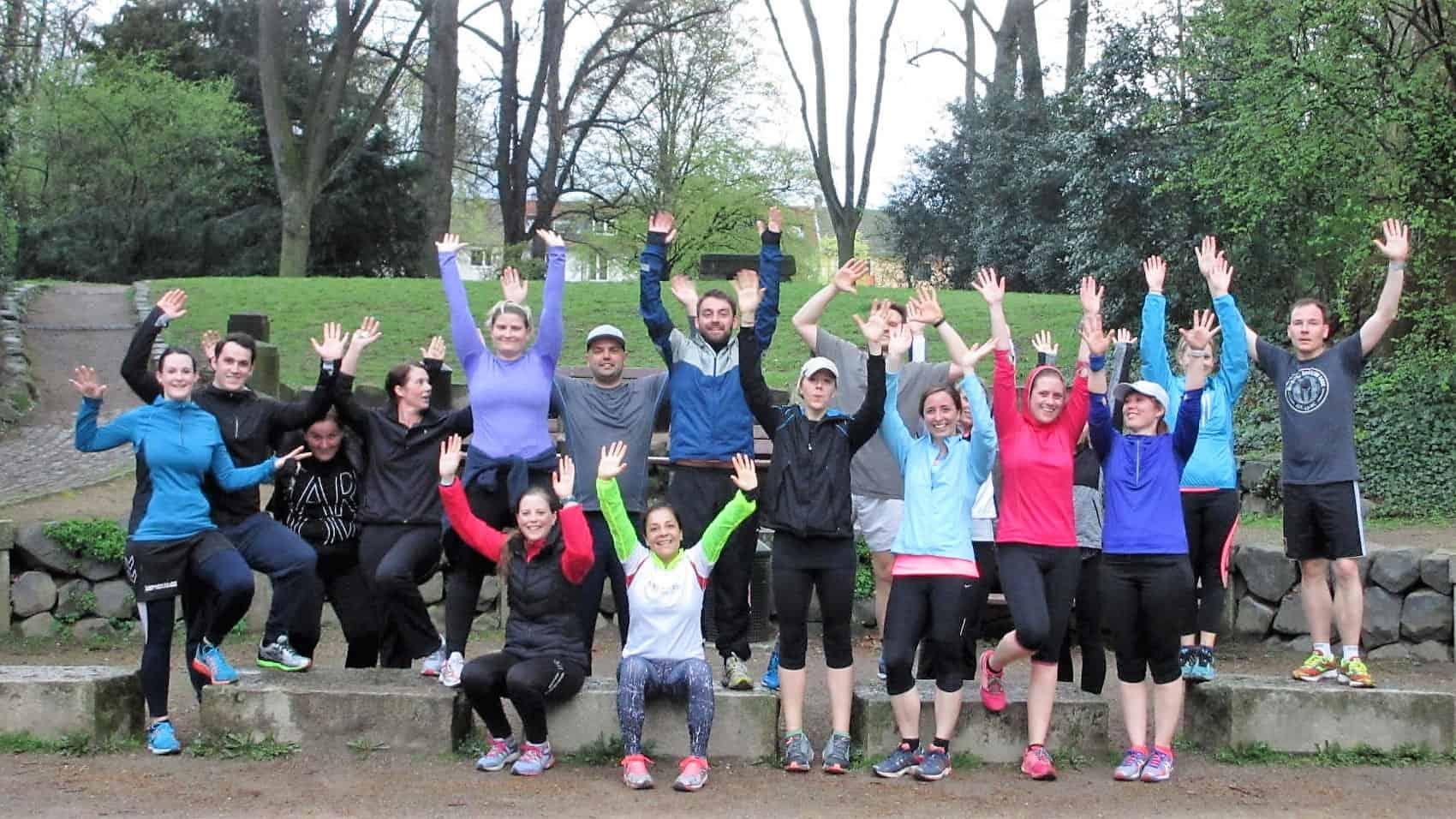 Unserer Trainer über SPECK&RUN-Outdoor Fitness!